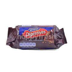 Mc Vitie's Digetive Milk Chocolate Biscuits