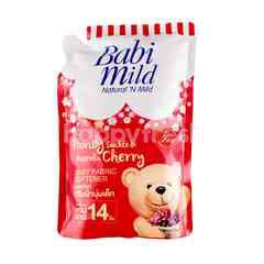 Babi Mild Honey & Cherry Fabric Softener Refill