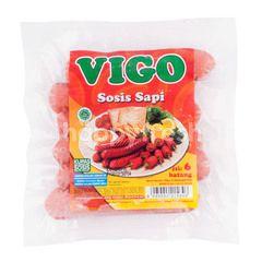 Vigo Beef Sausage
