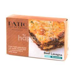 Patio Beef Lasagna