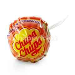 Chupa Chups Strawberry Lollipop