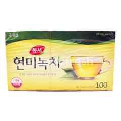 DONG SUH Brown Rice Green Tea (100 Teabags)