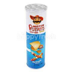 Mister Potato Barbecue Potato Chips