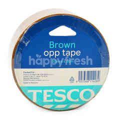 Tesco Brown Opp Tape 48mm X 36m