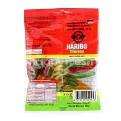 Haribo Worms Jelly Candy