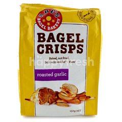 BAGEL CRISPS Roasted Garlic