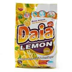 Daia Powder Laundry Detergent Lemon