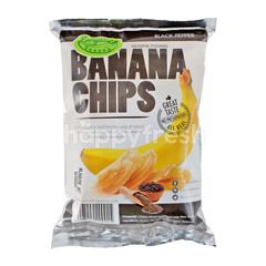 Everything Banana Banana Chips Black Pepper