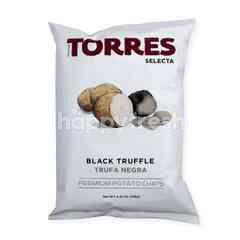 Torres Keripik Kentang Truffle Hitam