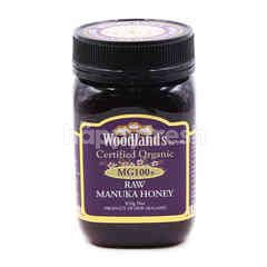 Woodland's Mg100+ Raw Manuka Honey
