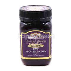Woodland's Mg100+ Raw Manuka Honey