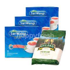 Sariwangi Gulaku Paket