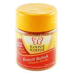 Koepoe Koepoe Bubuk Kunyit