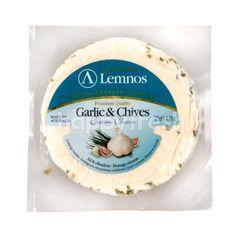 Lemnos Garlic & Chives Cream Cheese