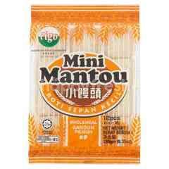 Figo Wholemeal Mini Mantou (12 Pieces)