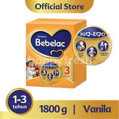 Nutricia Bebelac 3 Susu Bubuk Vanila