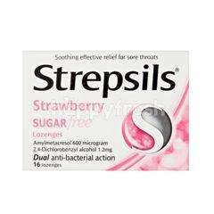 Strepsils Sore Throat Lozenges