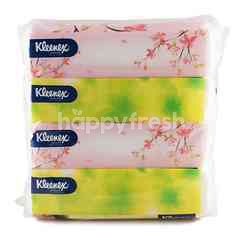 Kleenex Facial Tissue 120 Sheets (4 Packs)
