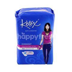 Kotex Soft & Smooth Maxi 28cm Non Wing