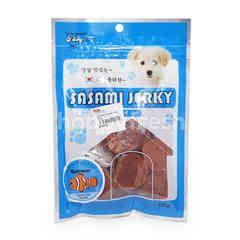 D'Dog Sasami Jerky Salmon Chip