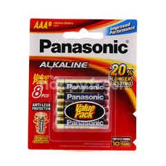 Panasonic Alkaline Battery