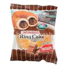 Sharon Chocolate Japanese Ring Cake