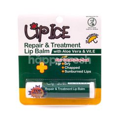 Lip Ice Pelembab Bibir untuk Perbaikan dan Perawatan
