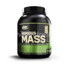 Optimum Nutrition Serious Mass Chocolate (6 lb)