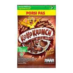 Koko Krunch Sereal Gandum Cokelat