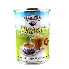 Teapot Pilihan Krimer Manis