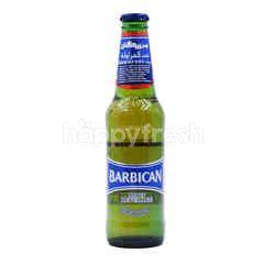 BARBICAN Malt Beverage - Strawberry Flavour