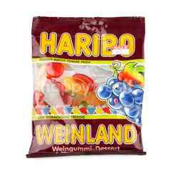 Haribo Weinland Jelly