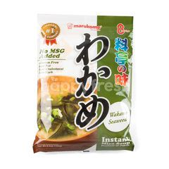 Marukome Instant Miso Soup With Wakame Seaweed