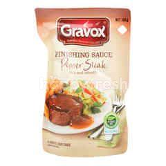 Garovox Liquid Gravy Pepper Steak Sauce