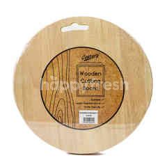 Century Wooden Cutting Board (Round)