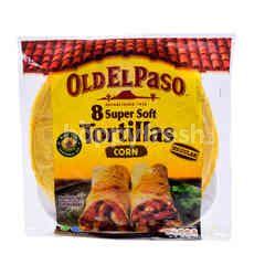 Old El Paso Corn Tortilas (8 Pieces)