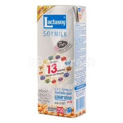 Lactasoy UHT Soymilk Plus Black Sesame