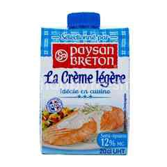 Paysan Breton Krim UHT 12% Lemak