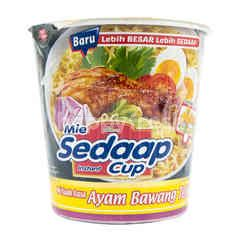 Mie Sedaap Egg Onion Chicken Instant Soup Noodles