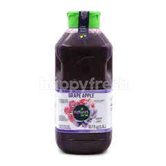 Natural One Grape Apple Juice