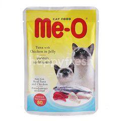 Me-o Cat Food