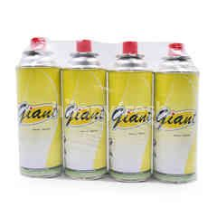 Giant Butane Gas (4 Cans)