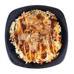 Aeon Spicy Tako Okonomiyaki