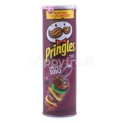 Pringles Smoky BBQ Potato Chips
