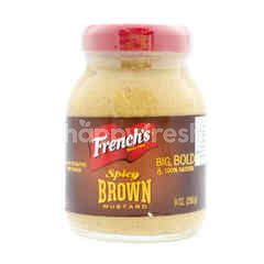 French's Spicy Brown Mustard