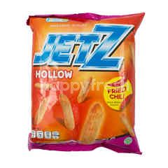 Jetz Hollow Fried Chili Flavor Snack
