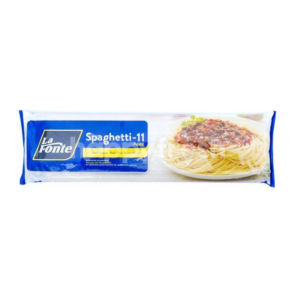 La Fonte Pasta Spaghetti - 11