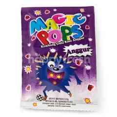 Magic Pops Grape Flavor