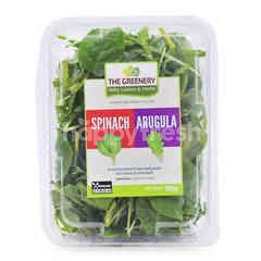 THE GREENERY Spinach & Arugula