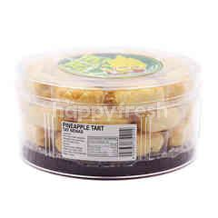 Pineapple Tart (Tart Nenas)